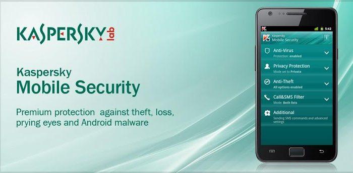 اپلیکیشن رایگان Kaspersky برای اسکن QR Codeها