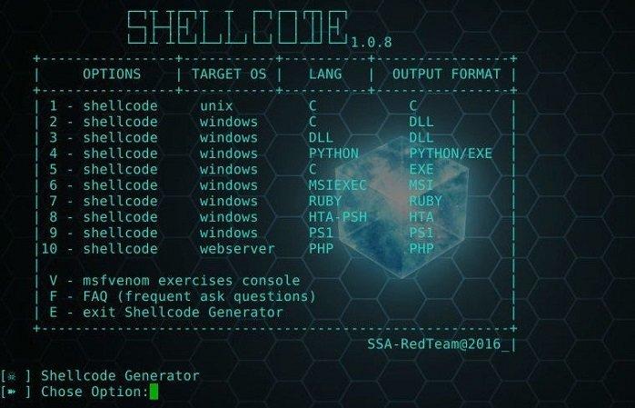 Shell Code چیست؟