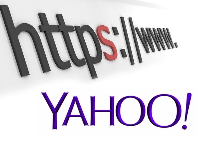 فعالسازی همگانی SSL در سرویس یاهو از اوائل ۲۰۱۴