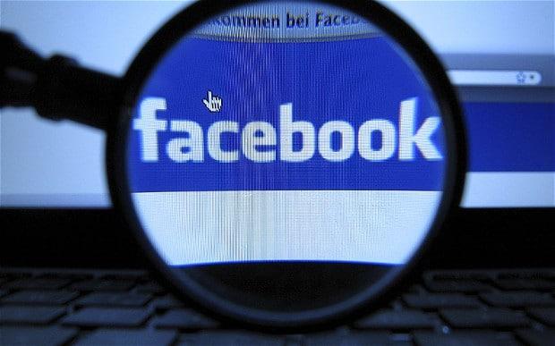 خرابکاری در فیس بوک از طریق مرورگر