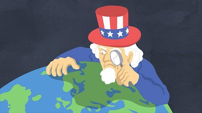 جاسوسی-انتشار آمار جاسوسی آمریکا از شهروندان