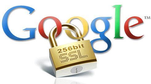 SSL گوگل برای پشتیبانی از استاندارد 2048 بیتی ارتقا یافت