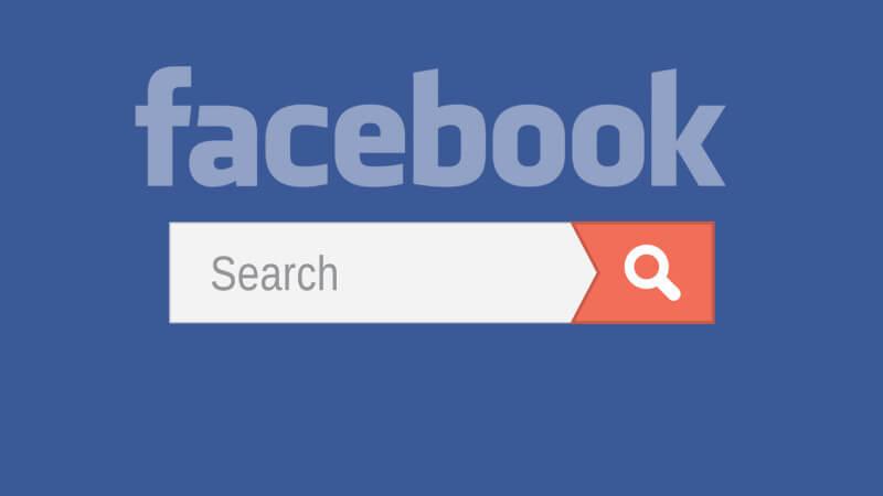 از پیشینه جستوجوهای فیسبوک چه میدانید؟