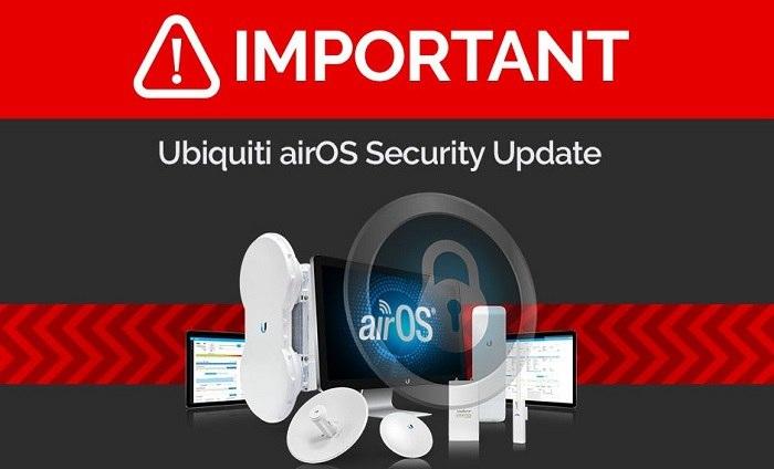 کشف آسیب پذیری در Ubiquiti airOS