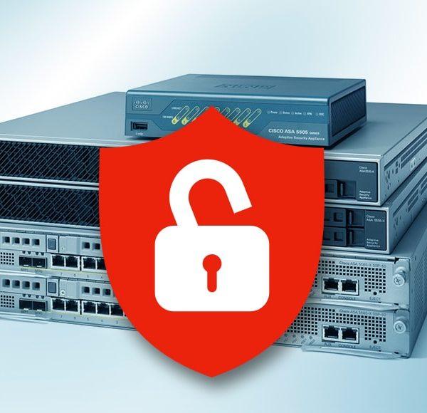 Vulnerability in the cisco firewall