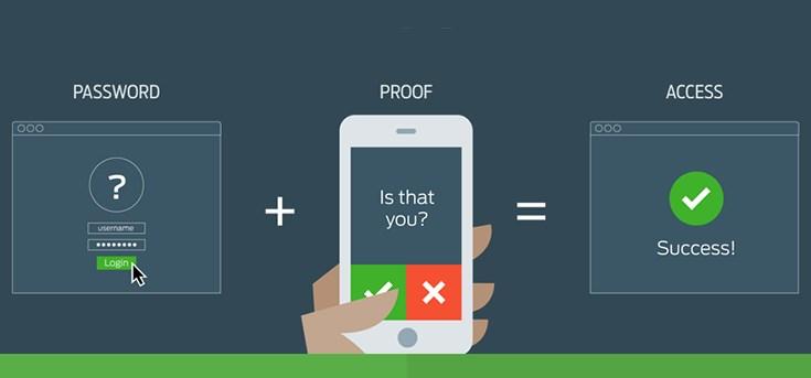 نحوه استفاده از Google Authenticator برای دریافت کد امنیتی
