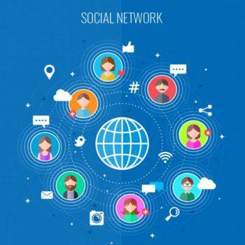 آسیب های ناشی از شبکه های اجتماعی بر کارمندان
