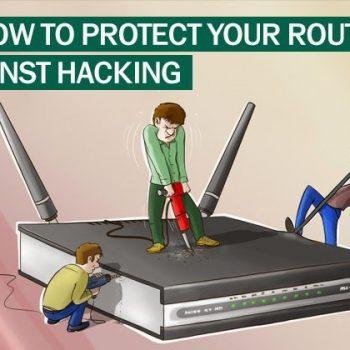 افزایش امنیت مودم با مخفی کردن SSID