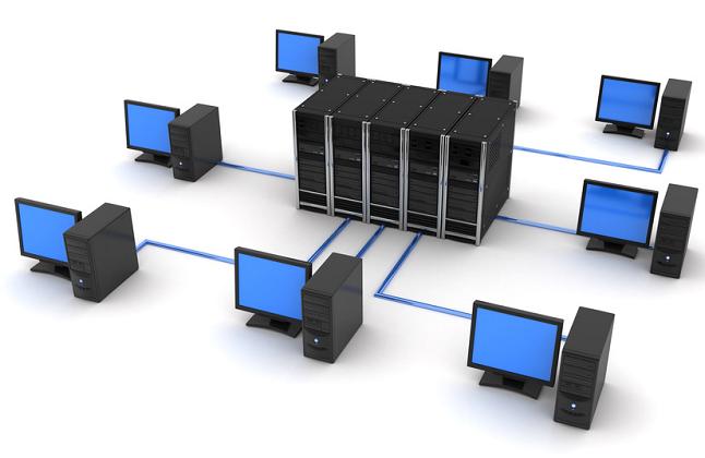 شبکه های کامپيوتری چگونه تقسيم بندی می گردند ؟