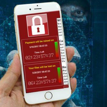 آیا باج افزار WannaCry گوشی های موبایل را آلوده می کند؟