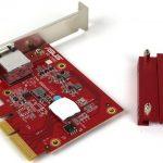 کارت شبکه 10 گیگابیتى ایسوس سازگار با چند استاندارد اترنت