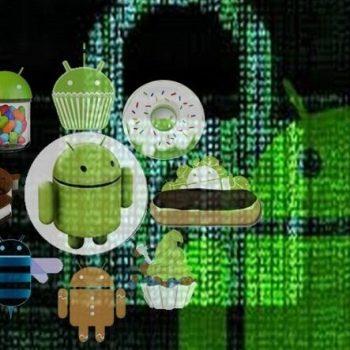 بررسی امنیت اندروید و آسیب پذیری های آن در مقابل هکرها