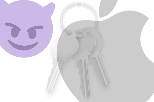 به روز رسانی سیستم عامل macOS High Sierra و آسیب پذیر در برابر حمله به Keychain