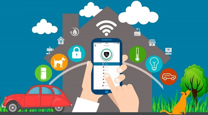 تلفن های همراه تهدیدی برای امنیت دستگاه های اینترنت اشیا