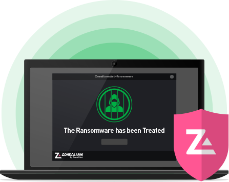 ZoneAlarm Anti Ransomware