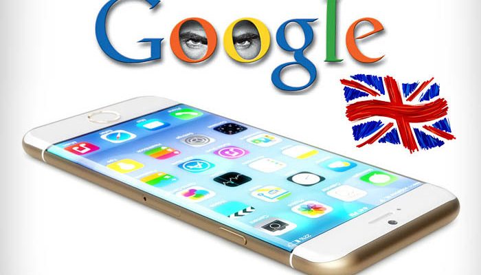 شکایت از گوگل بخاطر نقض حریم خصوصی در بریتانیا