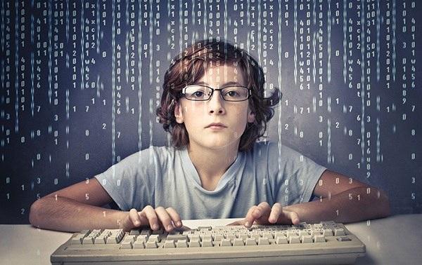 kid hacker